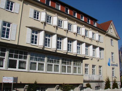 """""""Haus Godewind""""war das 1. Hotel von Binz"""