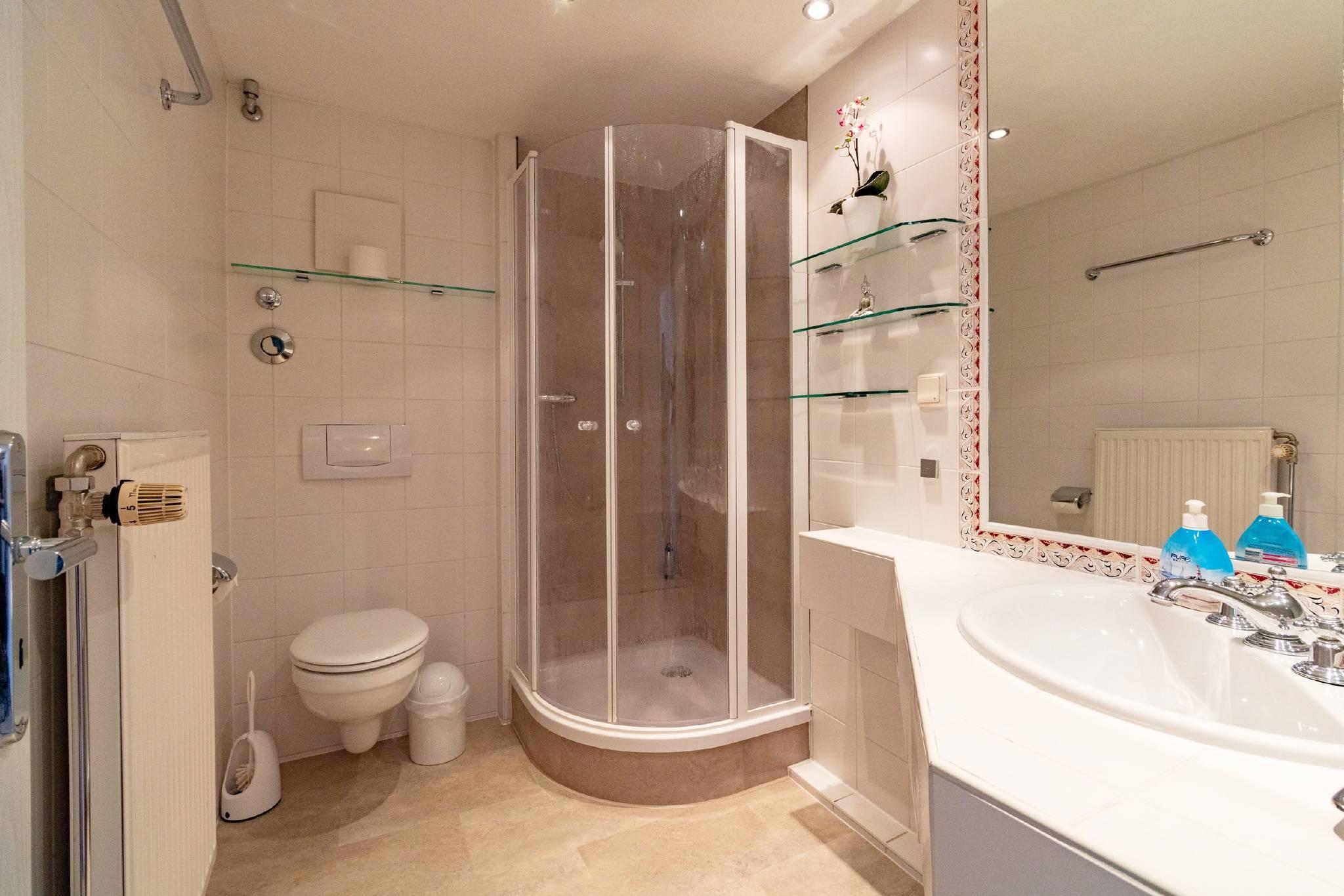 modernes Duschbad Typ 4