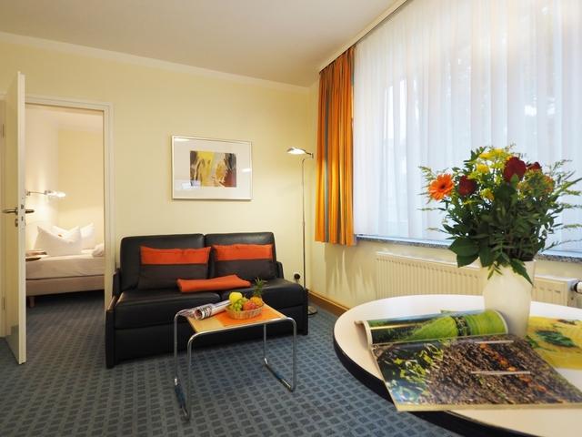 Villa Aurora Appartementhaus Heringsdorf Nr