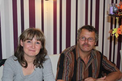 Die Eheleute Ute und Hartmut Dreker stellen sich vor