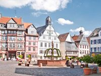 Marstall - Schloss Butzbach in Butzbach - kleines Detailbild