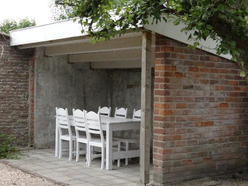kleine patio