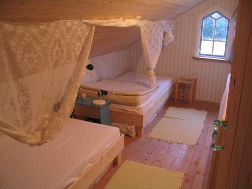 Schlafzimmer oben links