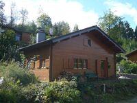 Holzblockhaus im Wald. Ruhig, jedoch nicht einsam., idyllisches Holzblockhaus im Wald bei Bergneusta in Bergneustadt - kleines Detailbild