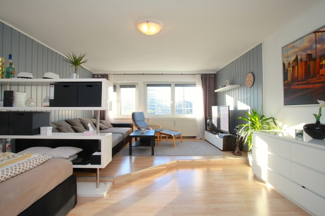 1 zimmer apartment id 6185 apartment in hannover. Black Bedroom Furniture Sets. Home Design Ideas