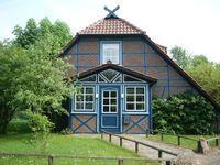 Das Blaue Haus am Jeetzeldeich in Splietau - kleines Detailbild