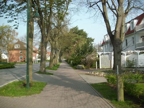 Straßenfront + Einfahrt