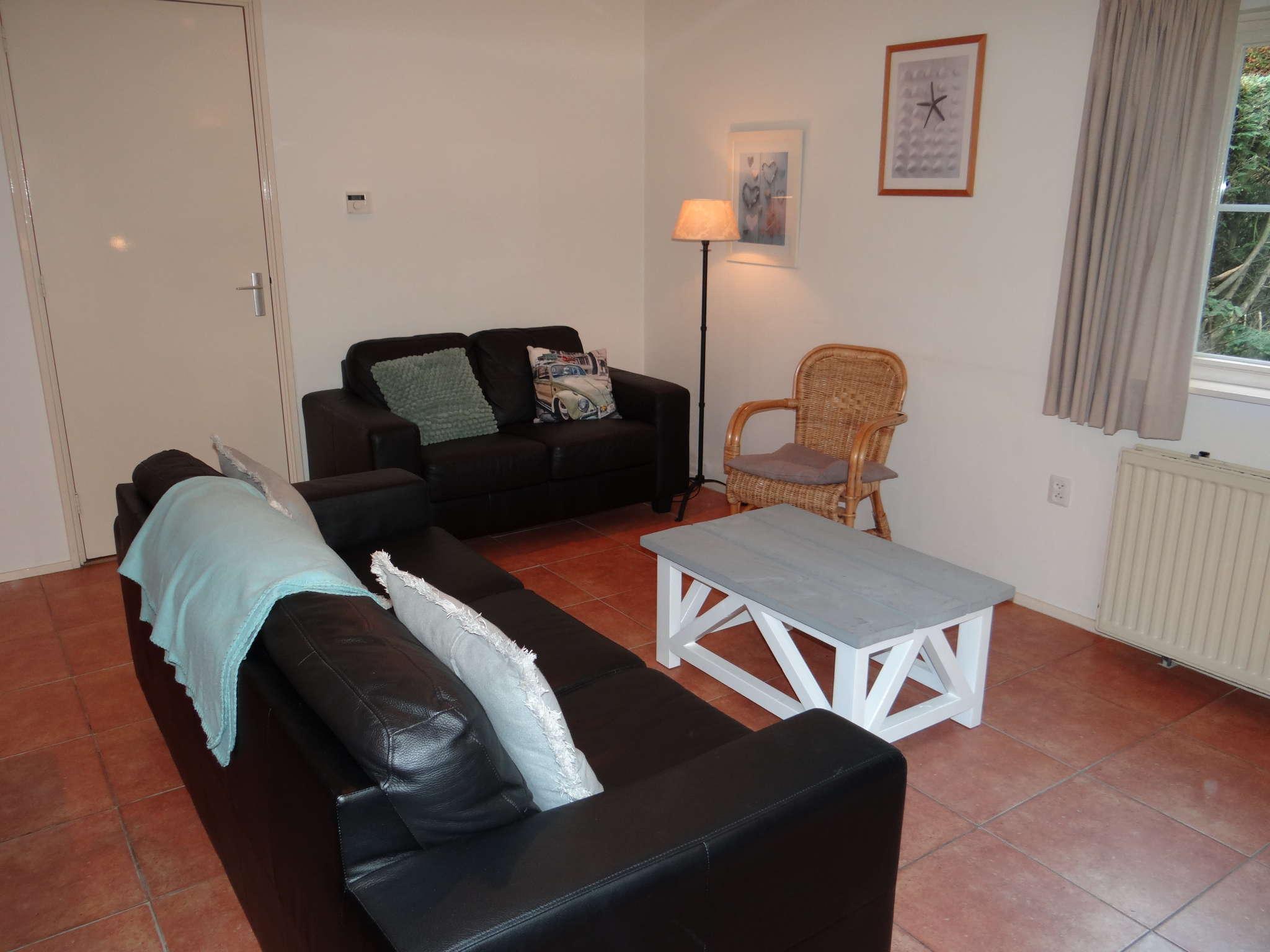 Wohnzimmer mit Terrasture