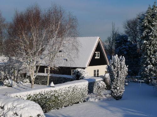 Endlich mal Schnee !!