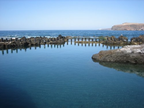 Die Naturschwimmbecken