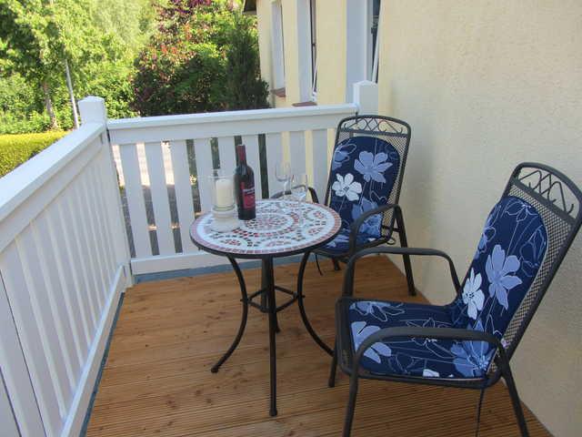 ferienwohnungen 39 gr ner weg 39 f 734 nr 3 2 raum ferienwohnung mit balkon 2 pers in. Black Bedroom Furniture Sets. Home Design Ideas