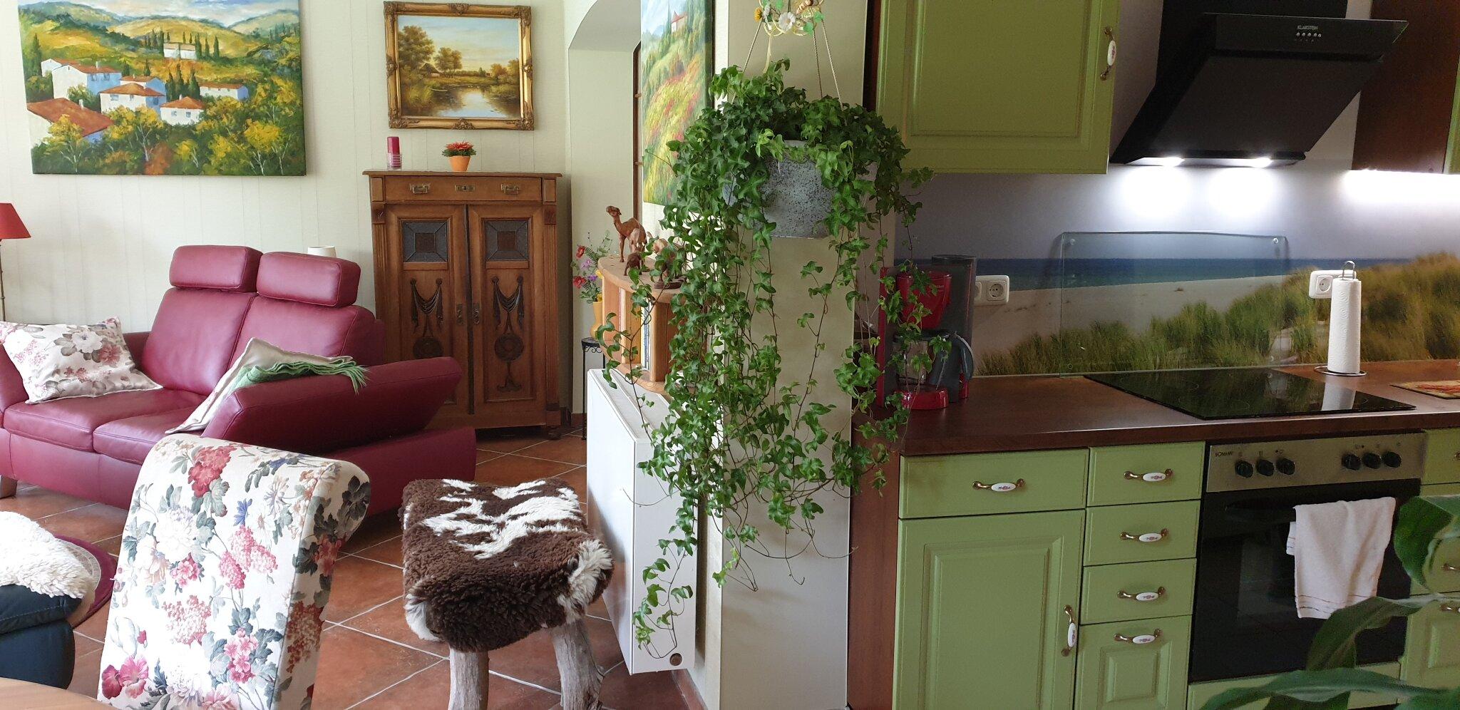 Zusatzbild Nr. 05 von Apartment im Grünen