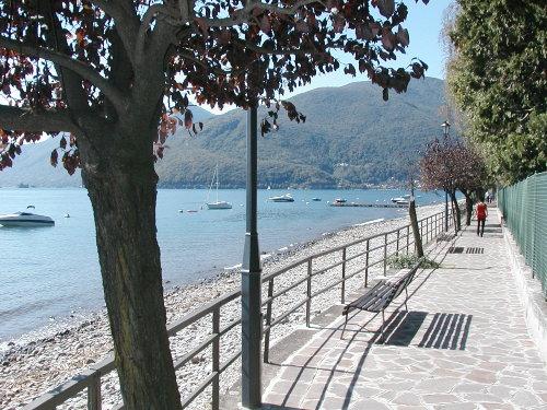 Uferpromenade Maccagno