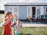 Campingpark Kalletal GmbH & Co.KG, Chalet Grand Large mit 2 Schlafzimmern, Haustiere willkommen in Kalletal - kleines Detailbild