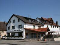 Hotel Werneths Landgasthof Hirschen, Einzelzimmer Kat. A, Nichtraucher, WC und Dusche in Rheinhausen - kleines Detailbild