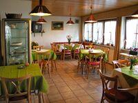Gästehaus Tagescafe Eckenfels, Dreibettzimmer mit WC und Dusche-Bad in Ohlsbach - kleines Detailbild