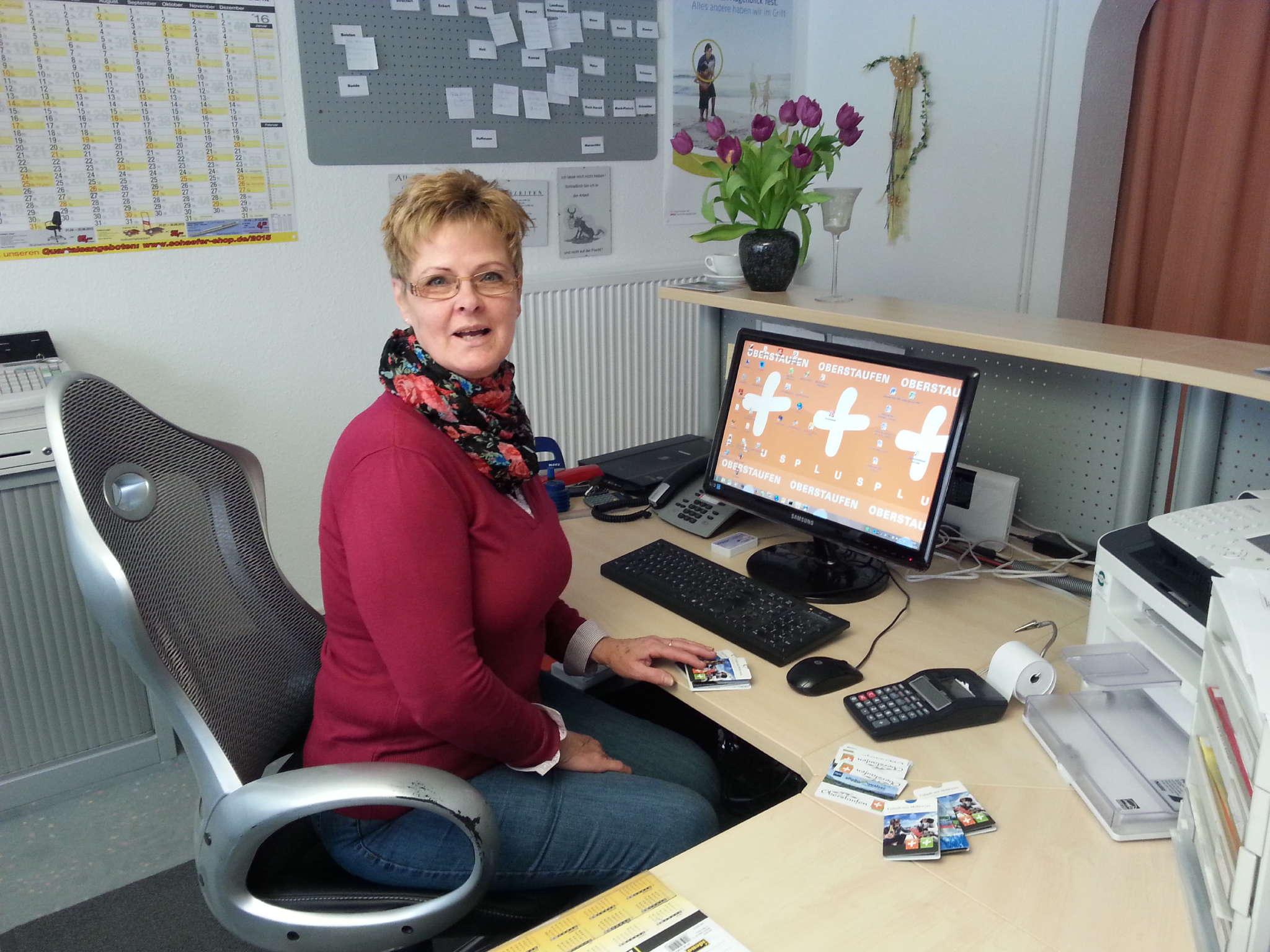 Unser Servicebüro in Oberstaufen