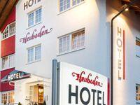Hotel Heuboden, Dreibettzimmer mit WC und Dusche in Umkirch - kleines Detailbild