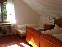 Hotel Restaurant Feldbergpass (Hotel), 3-Bett Zimmer mit Dusche-WC auf der Etage in Feldberg - kleines Detailbild