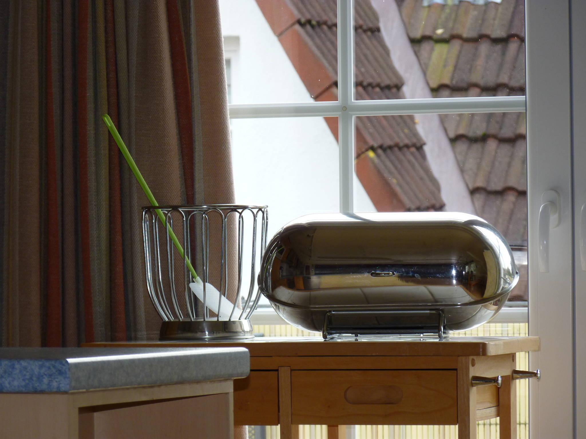 Ess & Sitzecke aus der Küchensicht