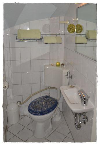 sep. Gäste WC mit Waschmaschine
