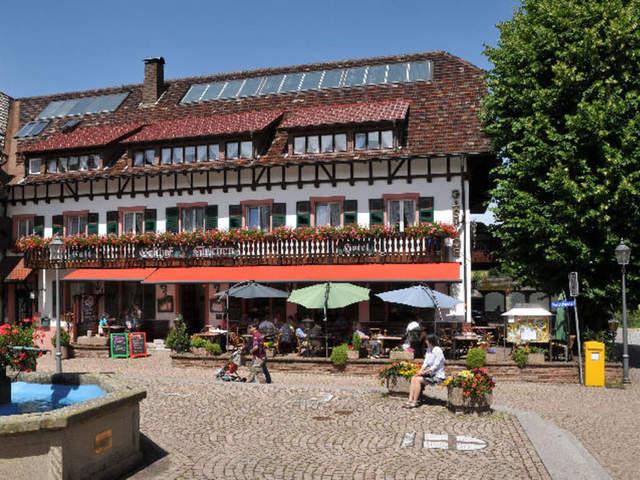Hotel Hirschen St Peter