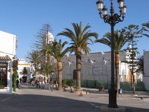 Die Sta. Catalina wird restauriert