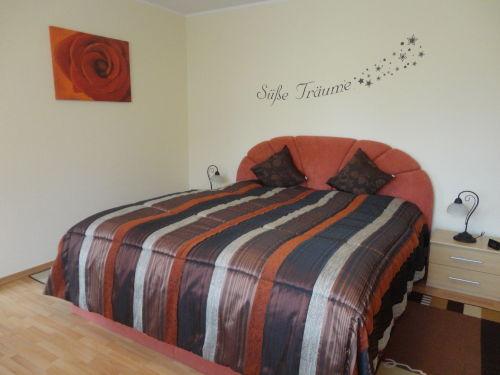 Schlafzimmer, in einem sch�nen Ambiente.
