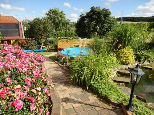 Unser Gartenparadies wartet auf Sie!