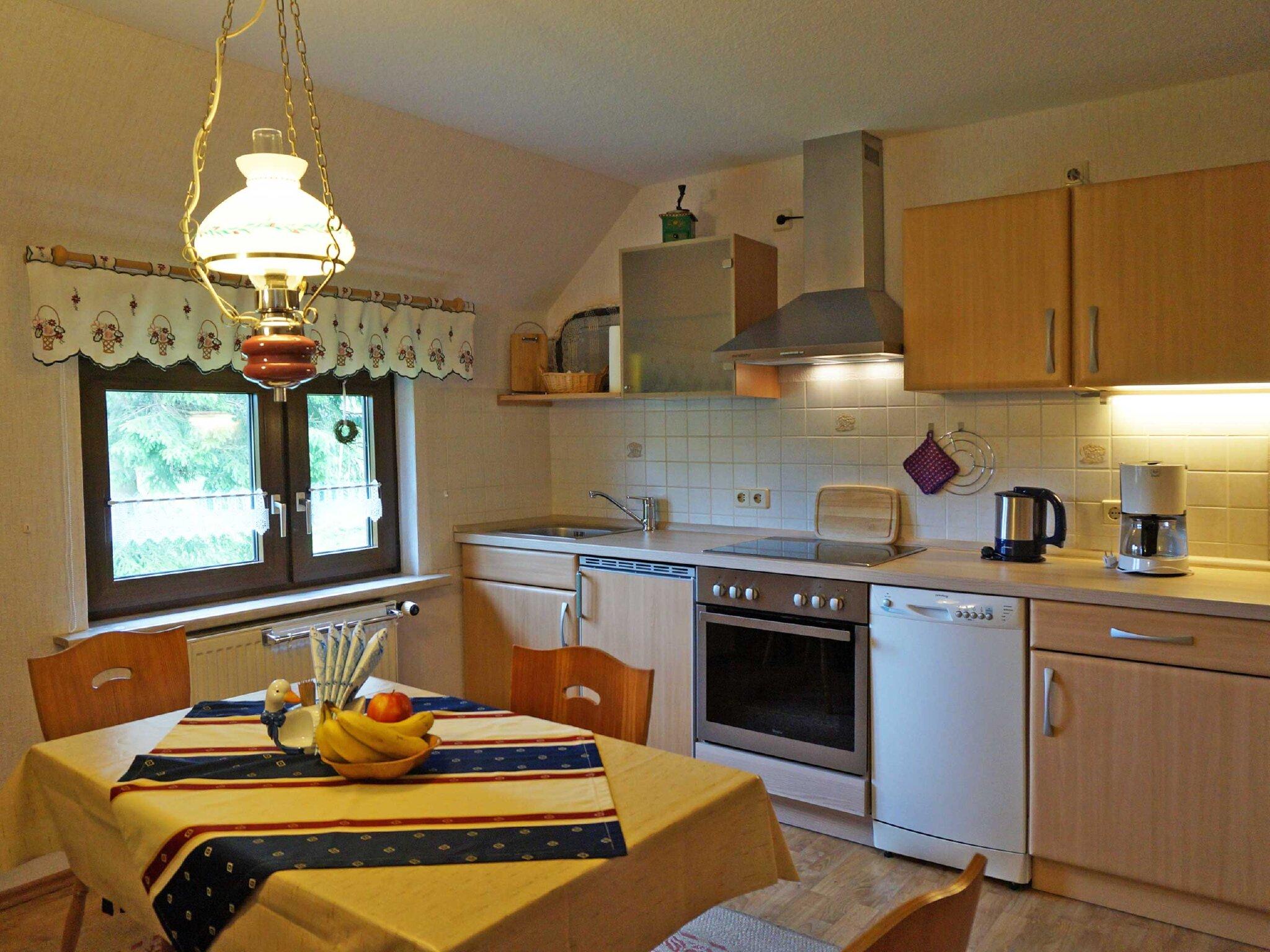 Ferienwohnung Gartenblick (Küche)