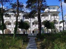 Villa Seeadler - Blick vom Strand