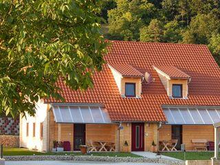 Ferienhof Stark - Holzhaus - Ferienwohnung H1 in Kelheim - Deutschland - kleines Detailbild