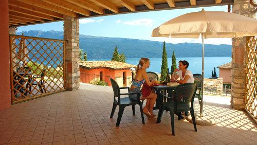 relax auf die Balkon