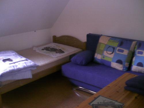 Einzelbett und Schalfcouch 1,50 cm
