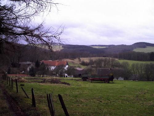 Blick ins Sauerland