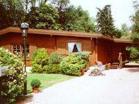 Holzblockhaus, Fewo I in Kasseedorf - kleines Detailbild