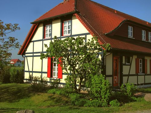 Das Haus der Maisonette Wohnung