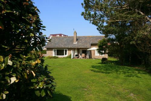Das Haus mit riesen grossen Garten