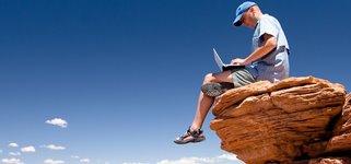 drahtlos und mobil online