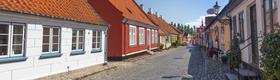 Ferienhaus in Ærøskøbing