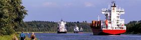 Ferienwohnung am Nord-Ostsee-Kanal