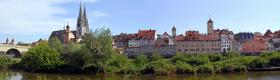 Ferienwohnung in Regensburg