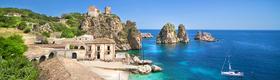 Ferienwohnung auf Sizilien