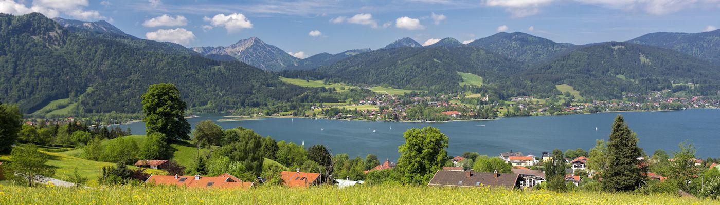 alpenland tegernsee schliersee oberbayern berge ferienwohnungen urlaub