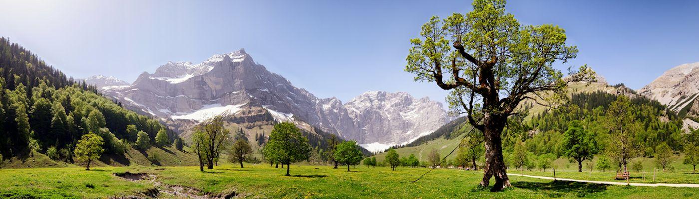 alpenwelt karwendel oberbayern ferienwohnungen