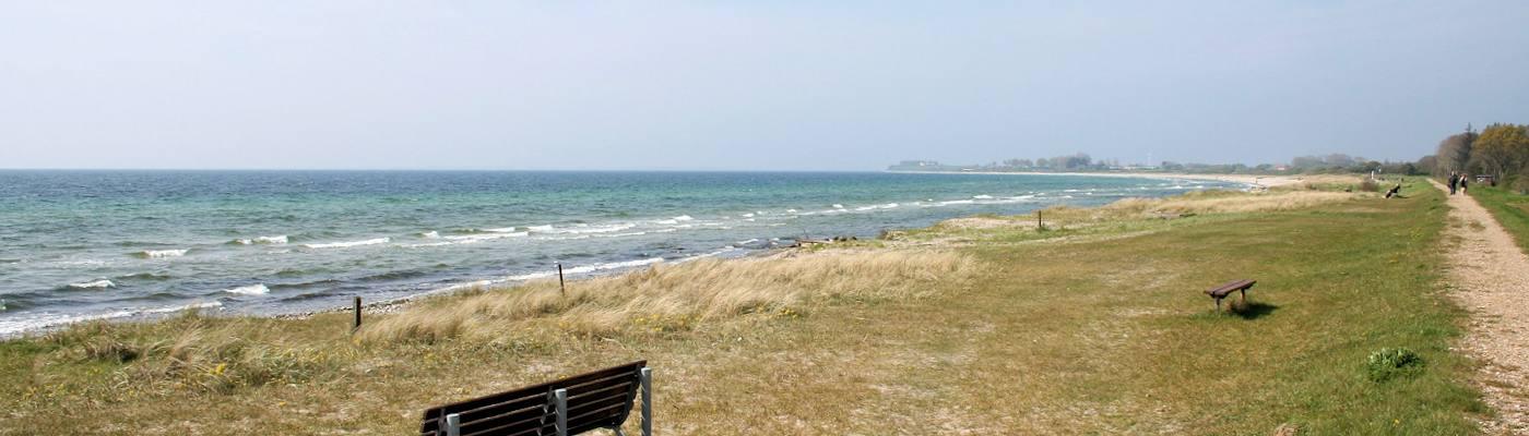 als strand ostsee daenemark ferienhaus