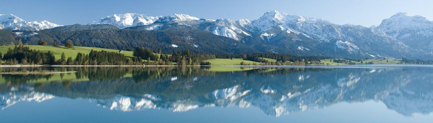 ammergauer alpen zugspitzregion oberbayern ferienwohnungen