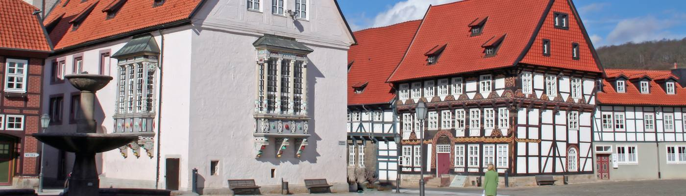 bad gandersheim fachwerk ferienwohnung