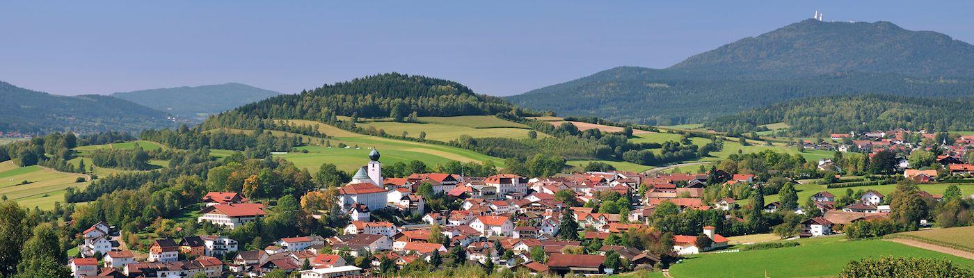 bayerischer wald ferienwohnung buchen urlaub
