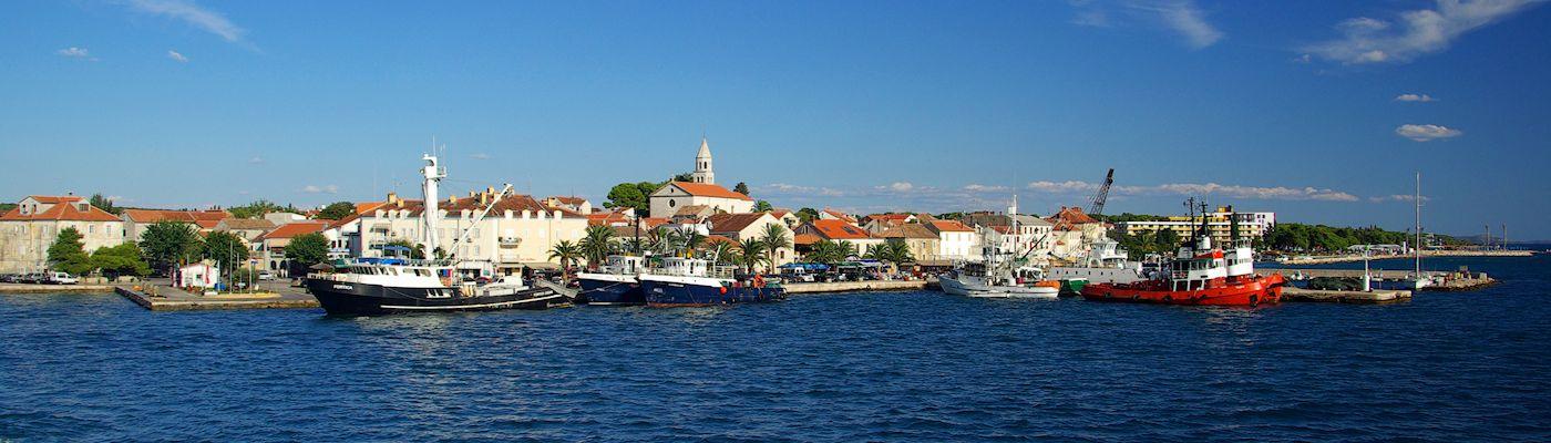 biograd kroatien apartments ferienwohnungen